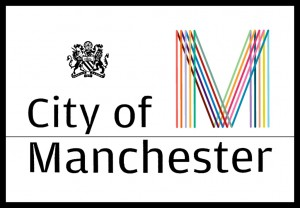 City of Manchester sign