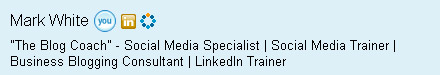 LinkedIn Profile Professional Headline