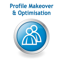 LinkedIn Profile Makeover / LinkedIn Profile Optimisation