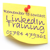 Contact LinkedIn Training